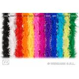 FEATHER BOA SMALL 180cm Accessory for Flapper Molls Chorus Fancy Dress Party