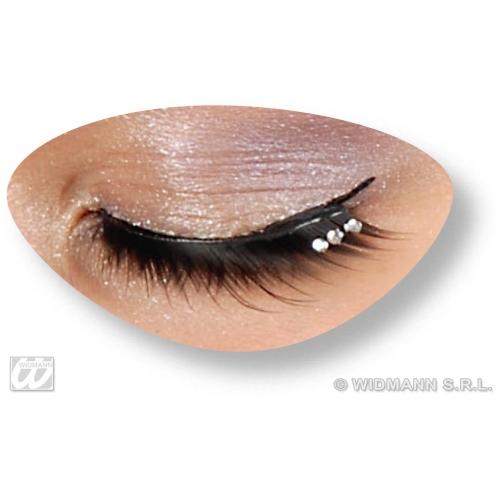 EYELASHES BLACK SFX Makeup Make-up Make Up Cosmetics