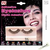 EYELASHES LONG BLACK SFX Make-up Make Up Cosmetics