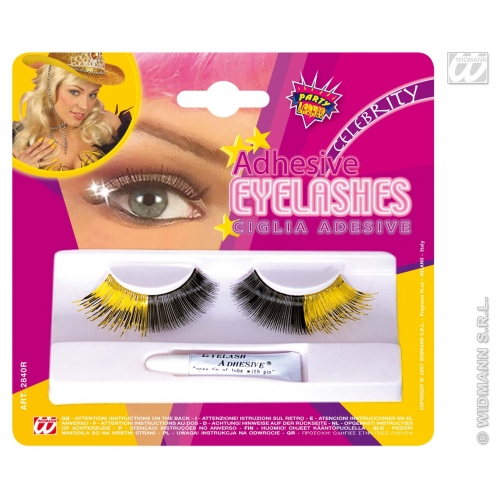 EYELASHES (glass glue bottle) SFX for Cosmetics
