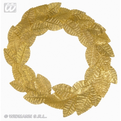 ROMAN LAUREL HEADBAND Hat Accessory for Ancient Rome Greek Latin Fancy Dress