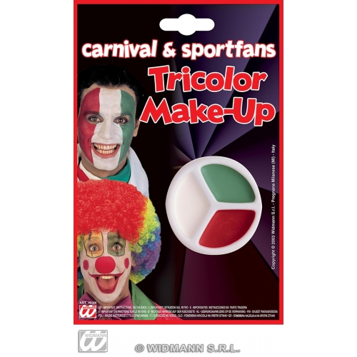 TRICOLOUR MAKEUP SFX Make-up Make Up Cosmetics
