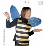 BEE DRESS UP SET Accessory for Bumble Wasp Insect Fancy Dress