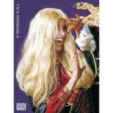 WITCH MORGANA WIG BLONDE Accessory for Halloween Oz Eastwick Fancy Dress