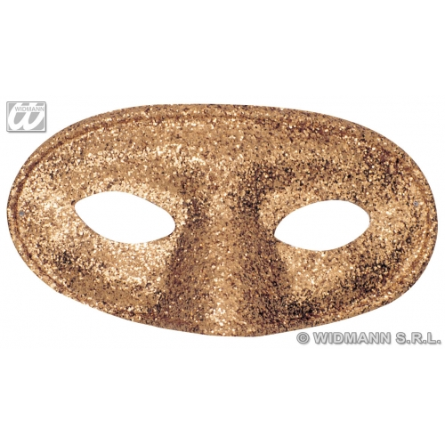 GLITTER ACAPULCO EYEMASK SFX for Masquerade Ball Eye-Mask Eye Mask Cosmetics