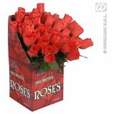 1x Roses Novelty Prop for Halloween Valentines Engagement Decoration Party Acces
