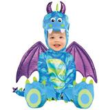 Baby Little Dragon Costume for Wales Fancy Dress Outfit