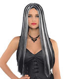 Old Witch Wig Accessory for Halloween Fancy Dress