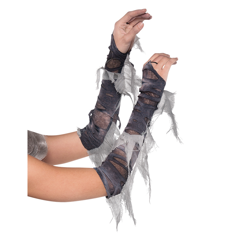 Arm Warmers Zombie Accessory for Halloween Fancy Dress