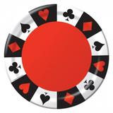Card Night for Casino Poker Party Decorations