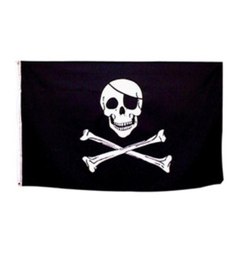 Pirate Flag Party Decoration