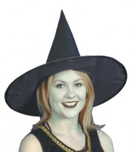 Witch Hat for Halloween Fancy Dress Accessory