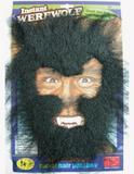 Werewolf Facial Hair for Halloween Fancy Dress Accessory