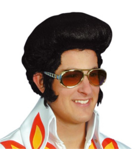 Elvis Glasses for 50s 60s 70s Fancy Dress Accessory