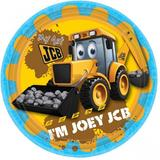 My 1st JCB for Birthday Party Decorations