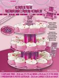 3 Tier Cup Cake Stand for Wedding Party Decorations