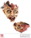 HEAD WITH HAIR 26 cm Accessory for Body Part Halloween Prop Headless Fancy Dress