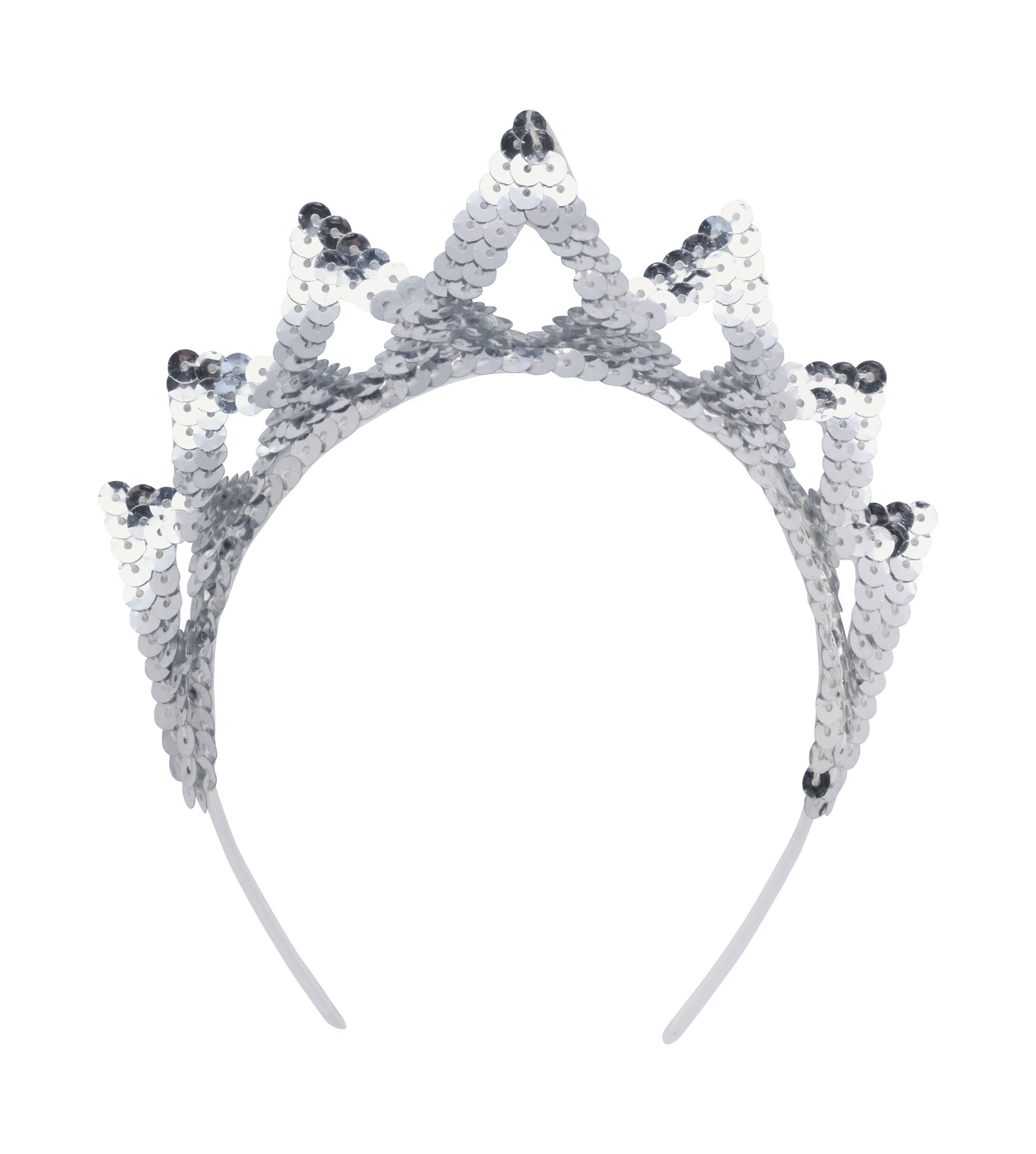 Tiara Sequin Princess Fairy Queen Fancy Dress Accessory