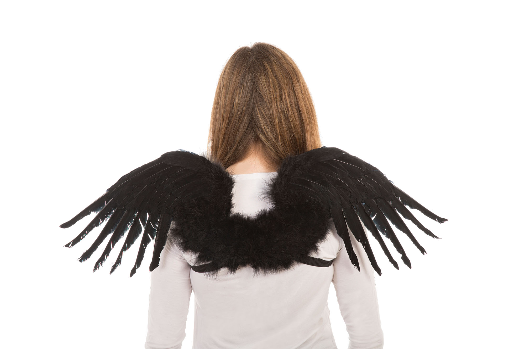 Feather Wings Mythical Fairy Angel Fancy Dress