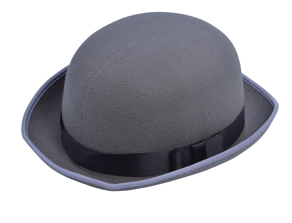 Bowler Hat Laurel hardy Victorian Fancy Dress Accessory