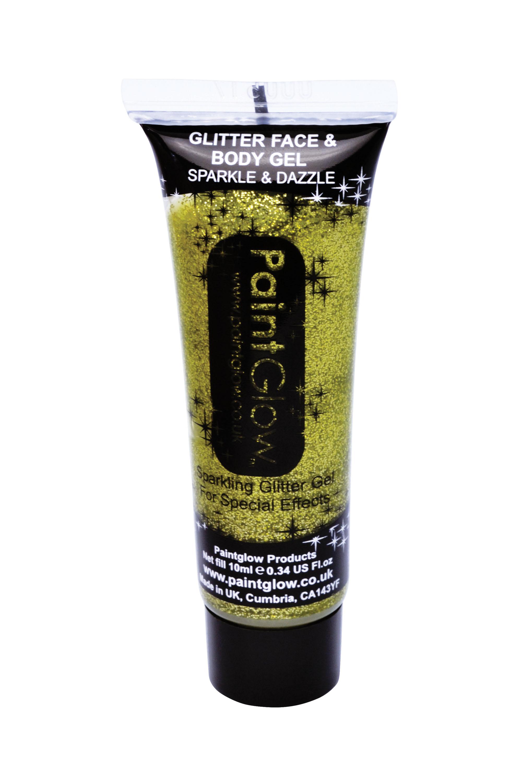 Makeup Glitter Face + Body Gel SFX Cosmetic Artist