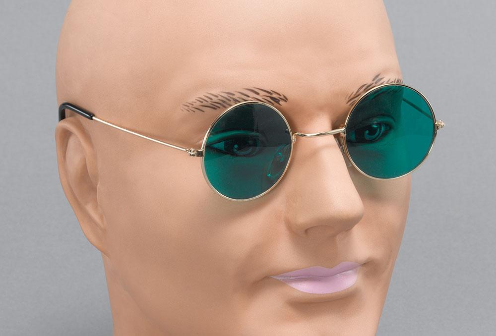 John Lennon Shades 60s 70s Hippie Fancy Dress Accessory