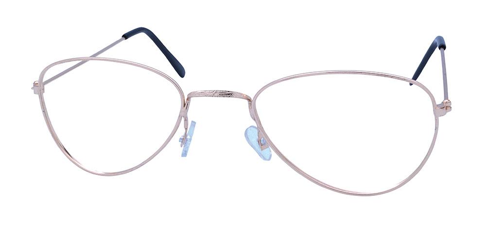 Old Lady Glasses No Lense Elderly Nan Grandmother OAP Fancy Dress Accessory