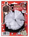 Gangster Carnation 20s 30s Mobster Mob Criminal Fancy Dress Party Accessory