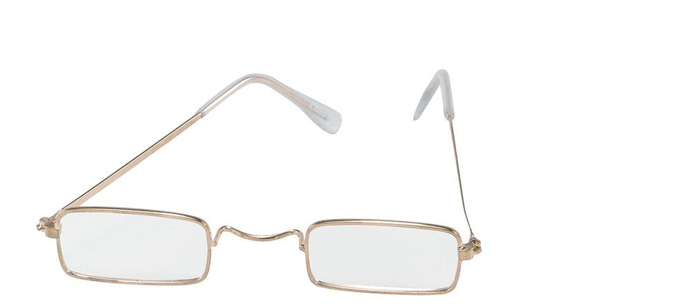 Old Man Glasses Elderly Nan Nanny Grandmother OAP Fancy Dress Accessory