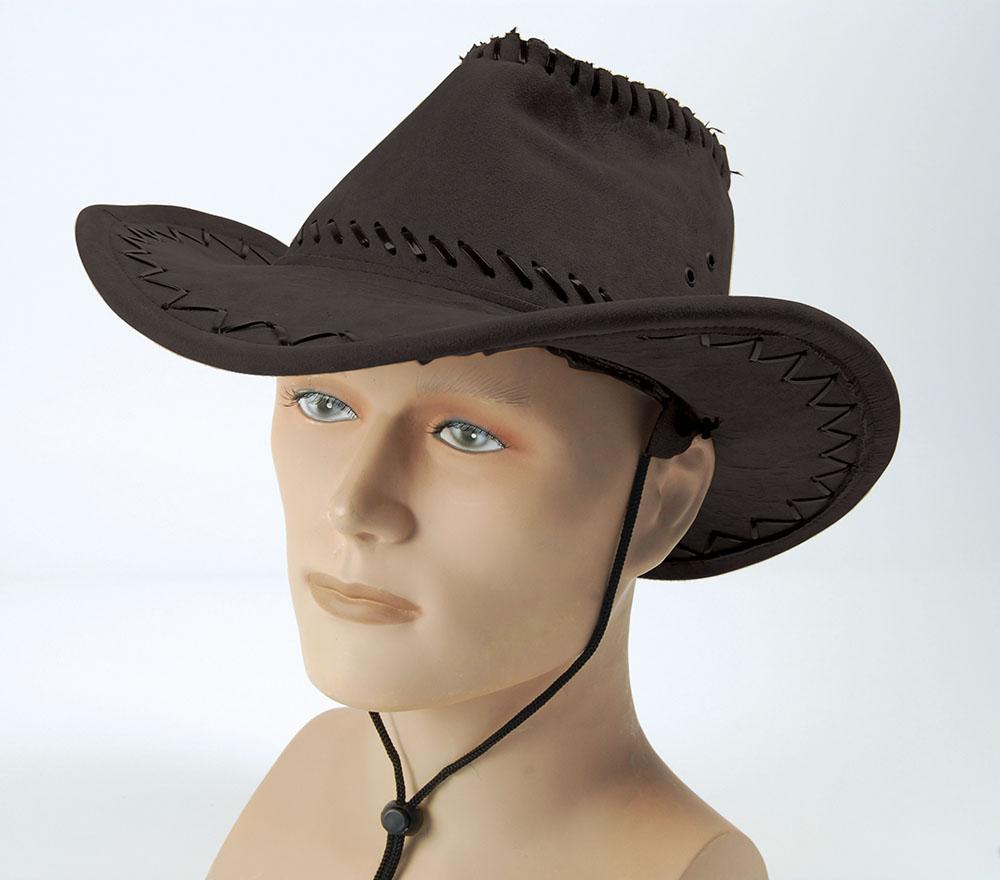 Cowboy Hat American Wild West & Indians Fancy Dress Accessory