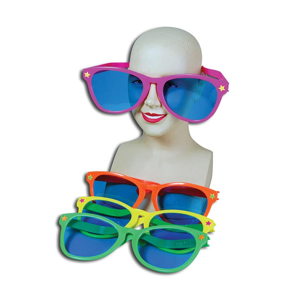 Joke Sun Specs Jumbo Novelty Gag Trick Party Favor Favour