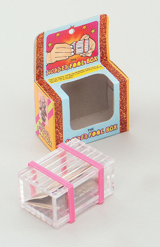Magic Wonder Fool Box Magician Magical Party Favor Favour