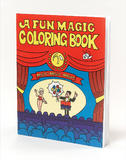 Magic Colouring Book Magician Magical Party Favor Favour