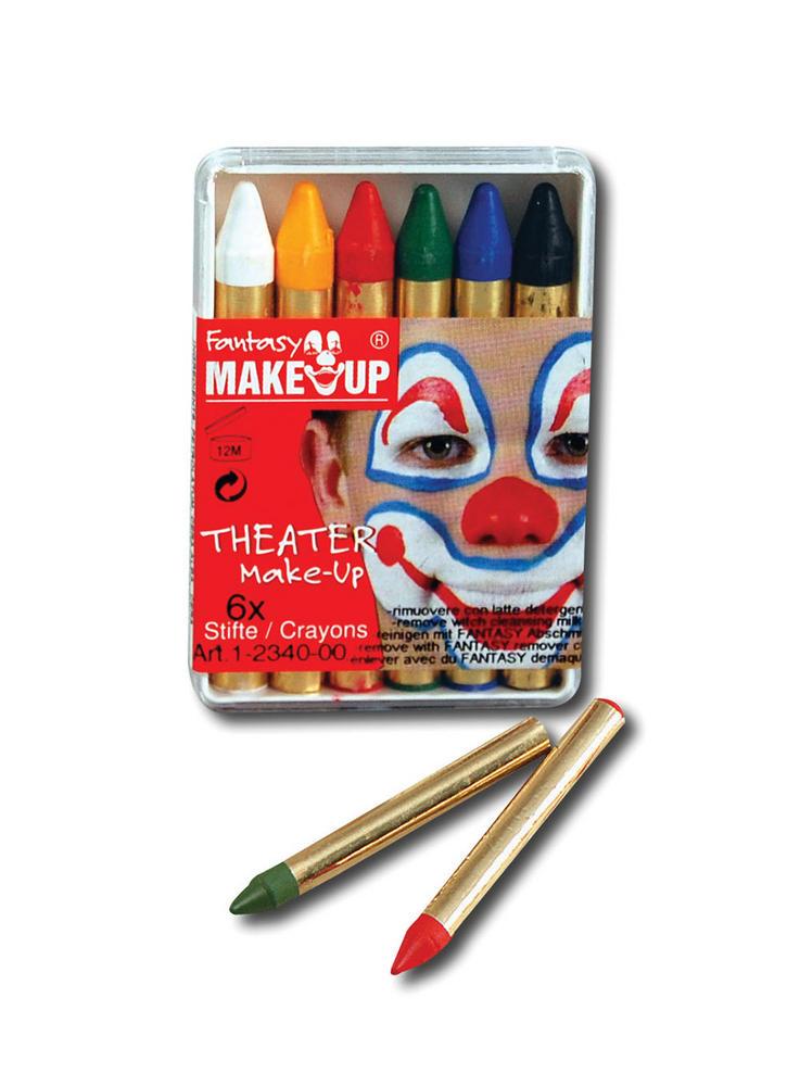 Makeup Bela Greasepaint6 sticks/box SFX Cosmetic Artist