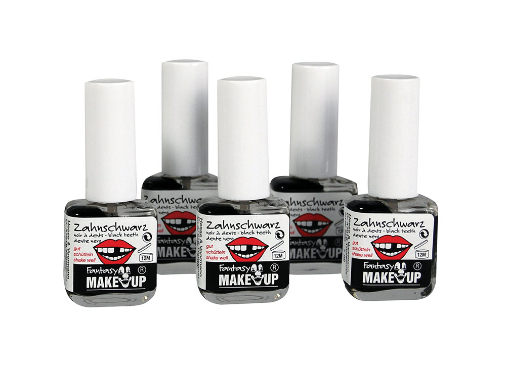 Makeup Tooth Black SFX Cosmetic Artist