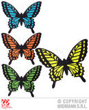 BUTTERFLY WINGS 4 colors asstd Accessory for Caterpillar Bug Insect Animal Fancy