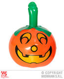 INFLATABLE PUMPKIN 46 cm Blow-up for Halloween Trick Or Treat Novelty Swimming