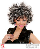 90s STEAMY TUSSLED WIG Accessory for 90s Brit Pop Retro Fancy Dress