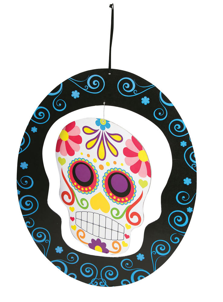 Day of the dead Mobile Decoration Walking Dead halloween Zombie Party Decoration