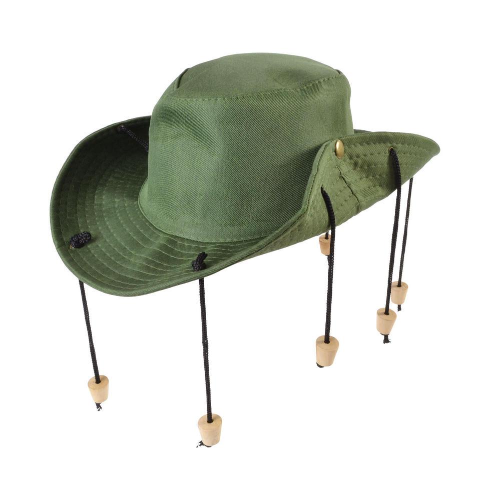 Aussie Outback Hat W/Corks Australian Aussie Fancy Dress Accessory