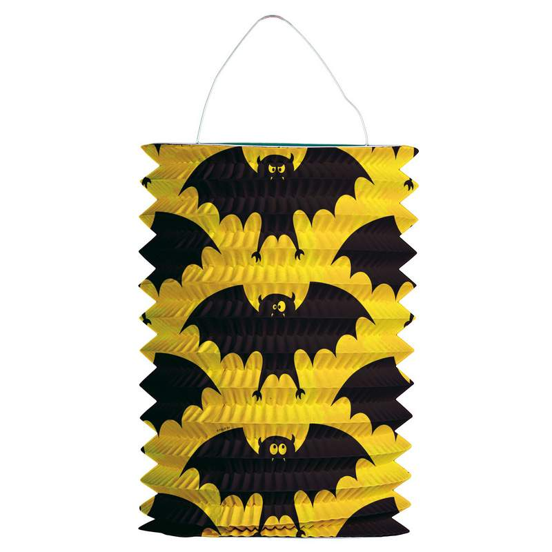 Party Lantern Bat design Party Decoration Lampion