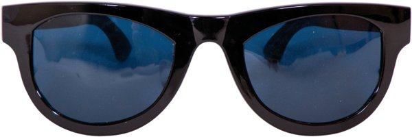 Party Glasses Mega Blues Brothers Black 50s 60s MIB FBI 50s Rockabilly Fifties