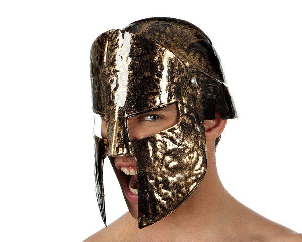 Hat Warrior Helmet PVC 26cms Ancient Roman Greek Centurion Soldier
