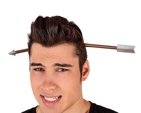 Headband With Arrow Indian Robin Hood