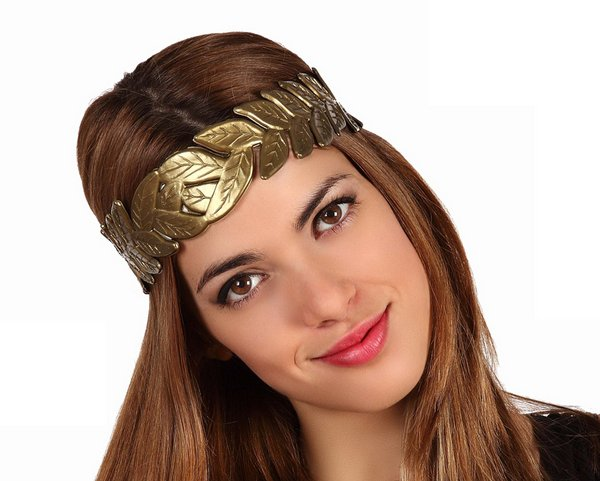 Headdress Roman Crown 57x6.5cms Ancient Rome Greek Latin