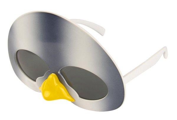 Party Glasses Penguin Shaped Artic Pole Animal Sea Bird