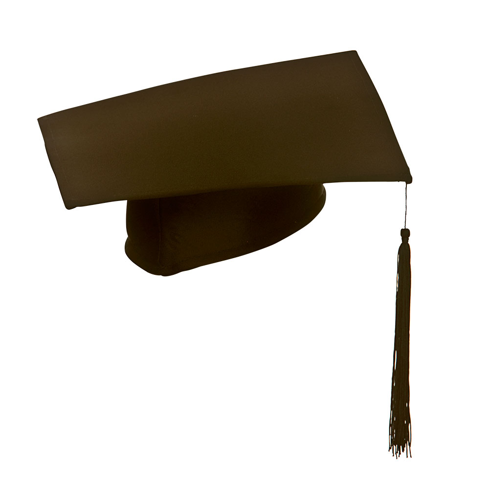 Deluxe Teacher / University Hat School Highschool Professor Graduate Fancy Dress