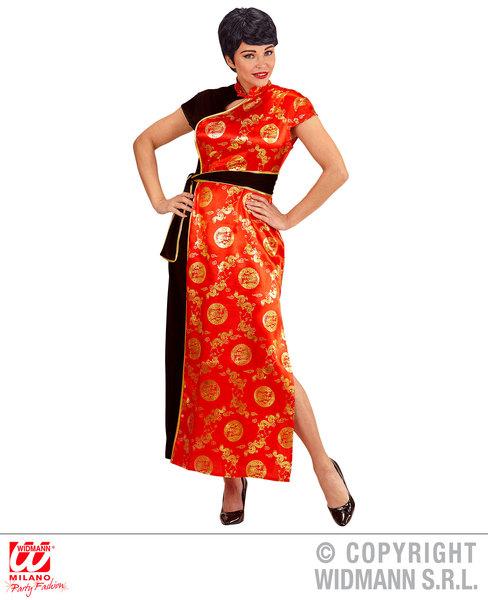 Chinese Girl Dress