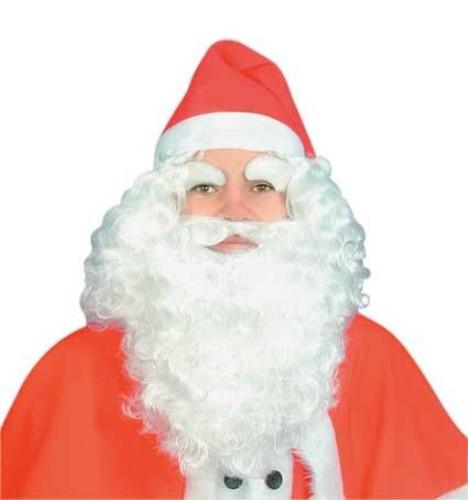 Felt Santa Hat for Christmas Fancy Dress Accessory