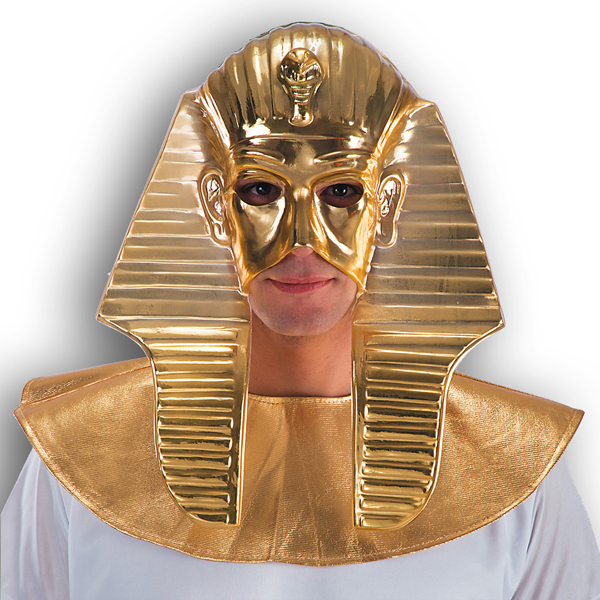 Mask Face Golden Pharaoh Face Body Paint Makeup
